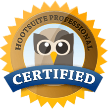 Hootsuite Certified Professional Badge